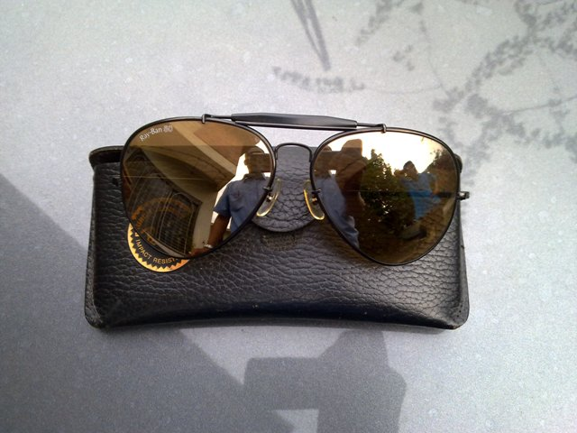 ray ban the general 50th anniversary
