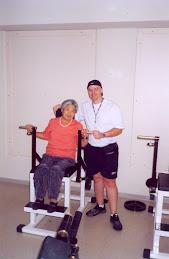 Musculação para idosos