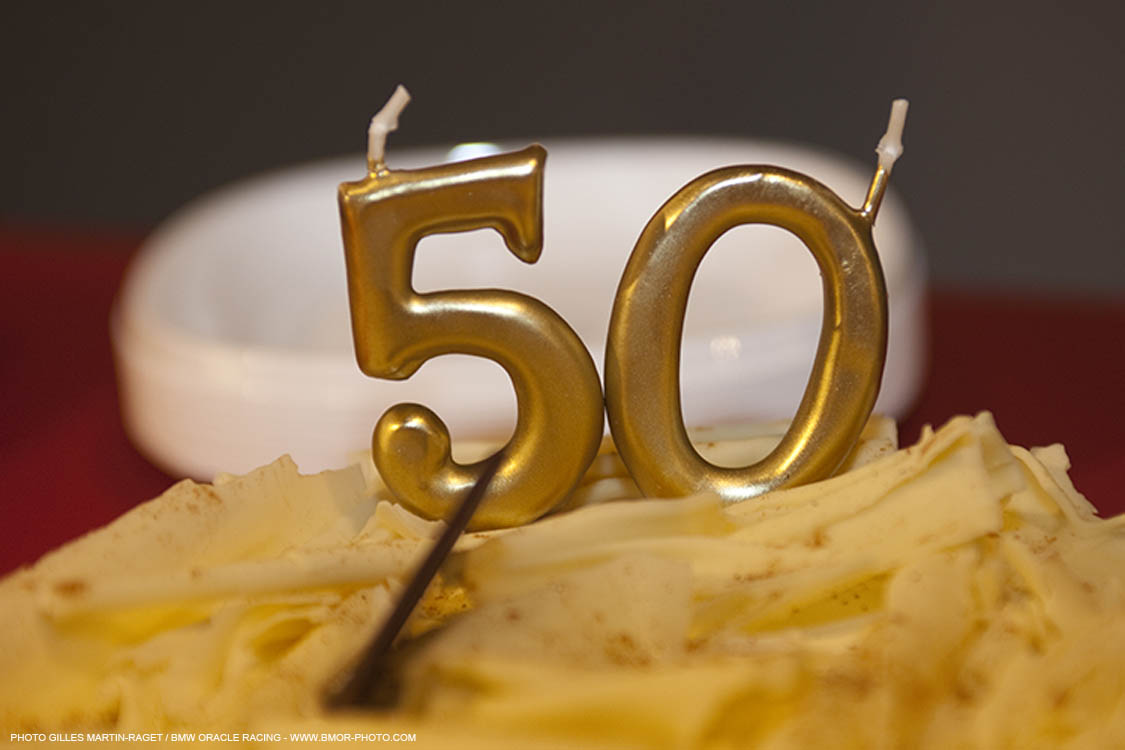 Completing A Half Century Of Life Can Hardly Go Unnoticed So Today We Proudly