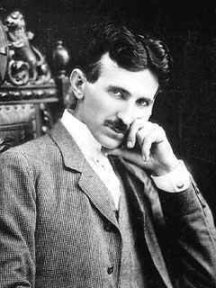 Nikola Tesla - 1896