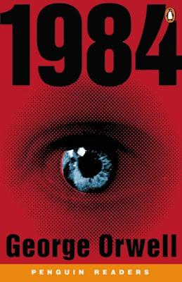 Carátula del libro 1984