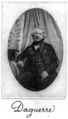 Daguerrotipo de Louis Daguerre