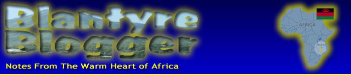 Blogging From Blantyre