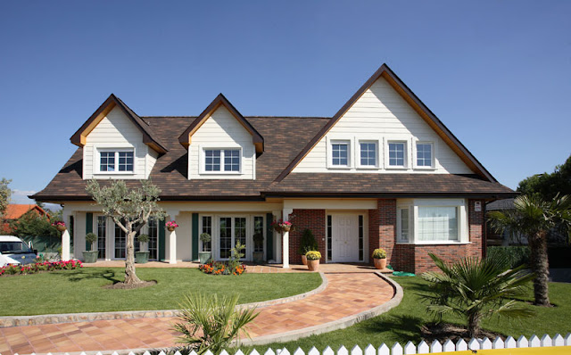 Casas america casas prefabricadas casas de madera auto - Casa de maderas prefabricadas ...