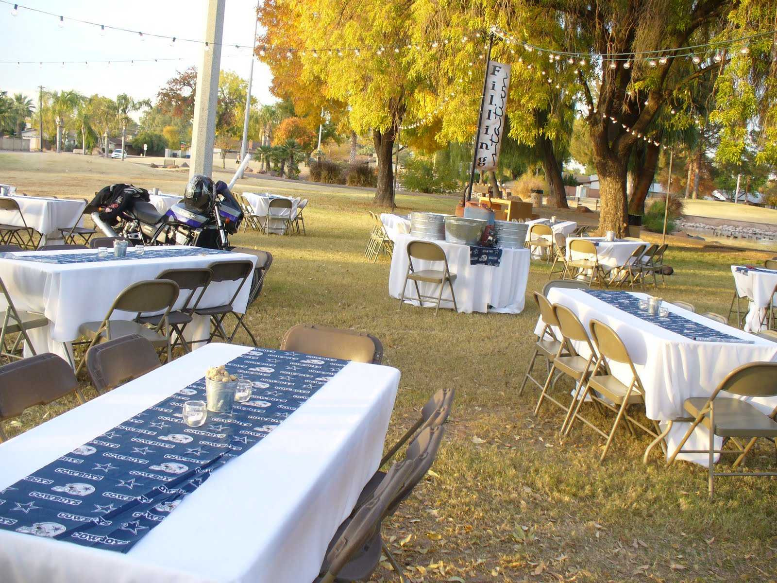 M amp Company Wedding And Event PlanningDesign Tailgate