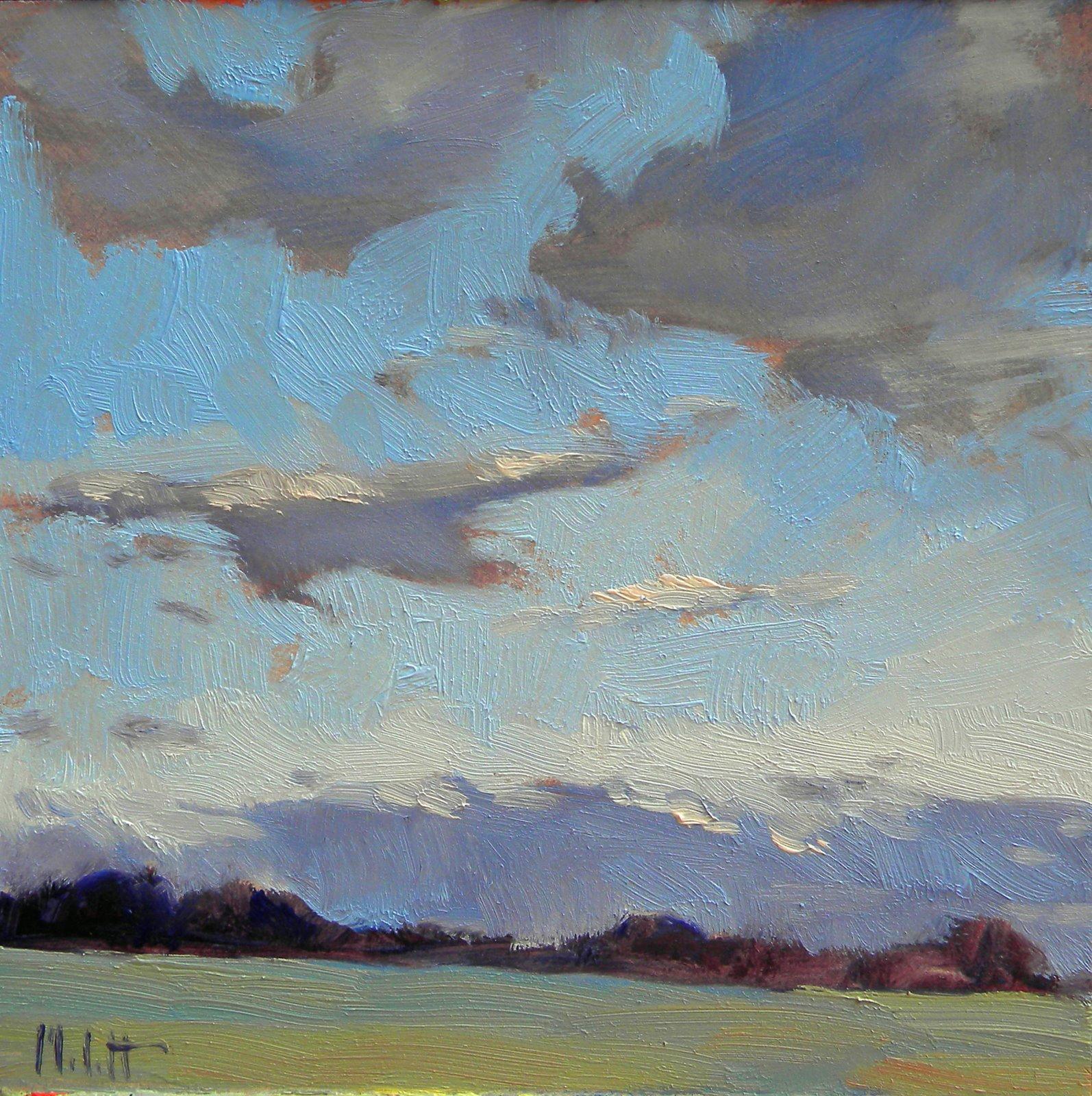 Heidi malott original paintings contemporary for Contemporary oil paintings