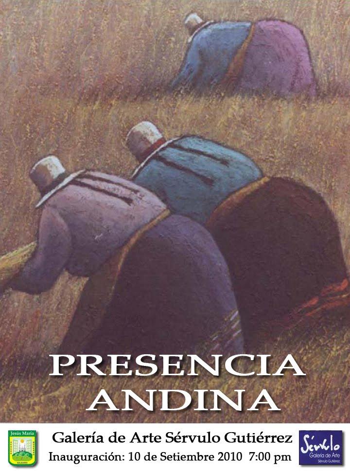 Quispejo: Presencia Andina en la Pintura Peruana - Alex Castro