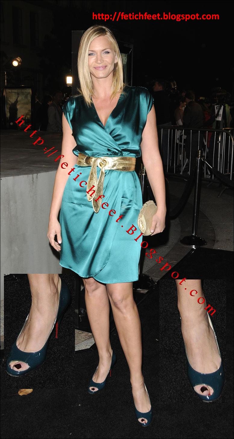 Pies de famosas: los pies de Jennifer Aniston - Pies de