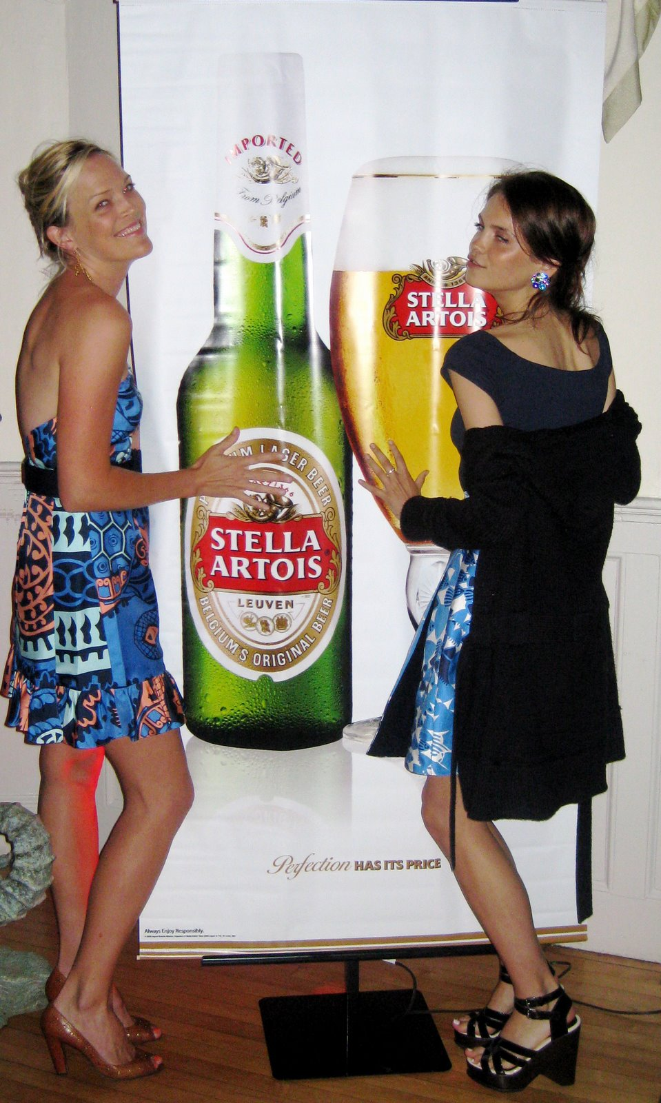 [Camilla+Bradley+Ali+Hill+CK+Bradley+Stella+Artois]