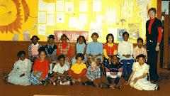 Grades 3-4 St. Andrew School, 1974