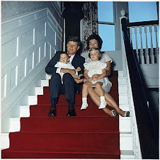 JFK and family 1961