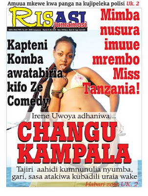 udaku wa jumamosi tanzania news local and foreign gossip