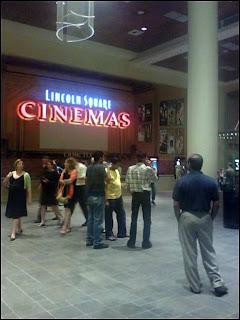 IMAX Lincoln Square Cinemas Theatre  Bellevue 98004  IMAX