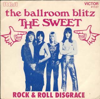 The Sweet: Ballroom Blitz