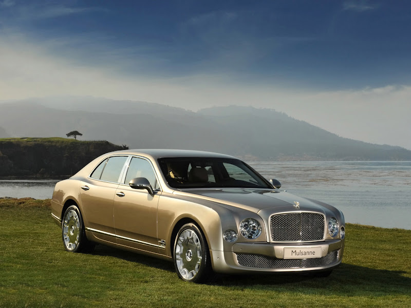 2011 Bentley Mulsanne Sedan Twin-Turbo V8