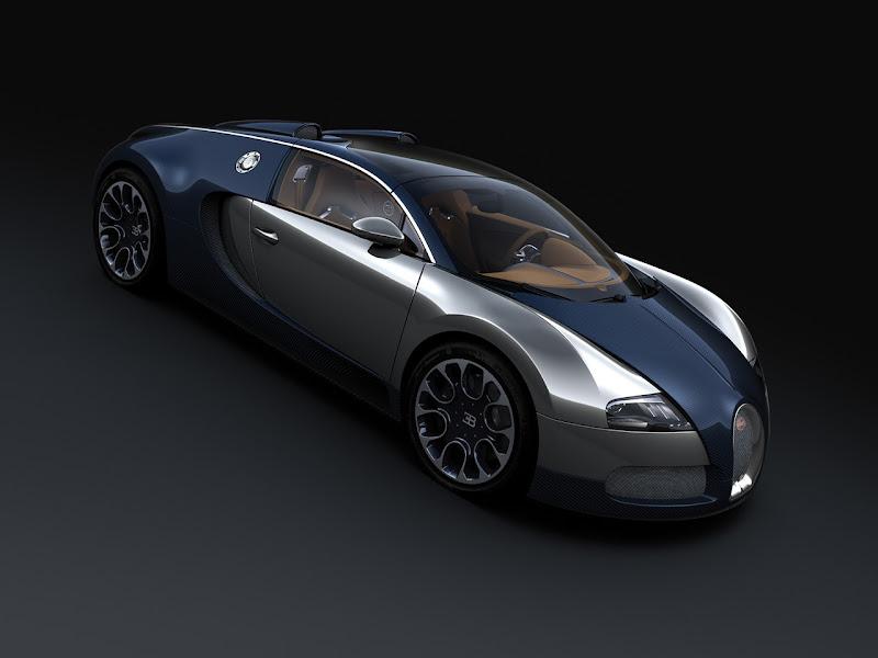 2010 Bugatti Veyron 16.4 Sang Bleu Turbocharged W16