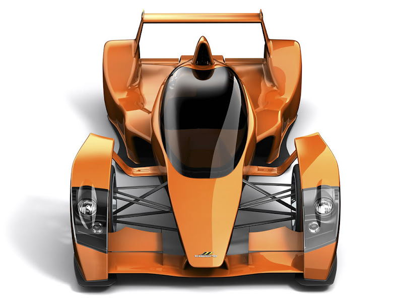 2007 Caparo T1 Supercharged V8 Wallpaper