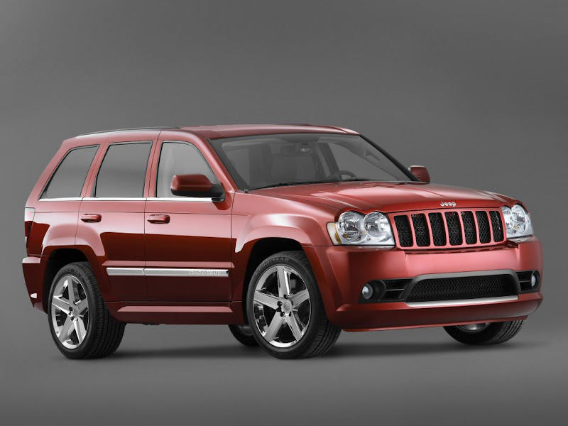 2006 Jeep Grand Cherokee SRT8 5-Door SUV