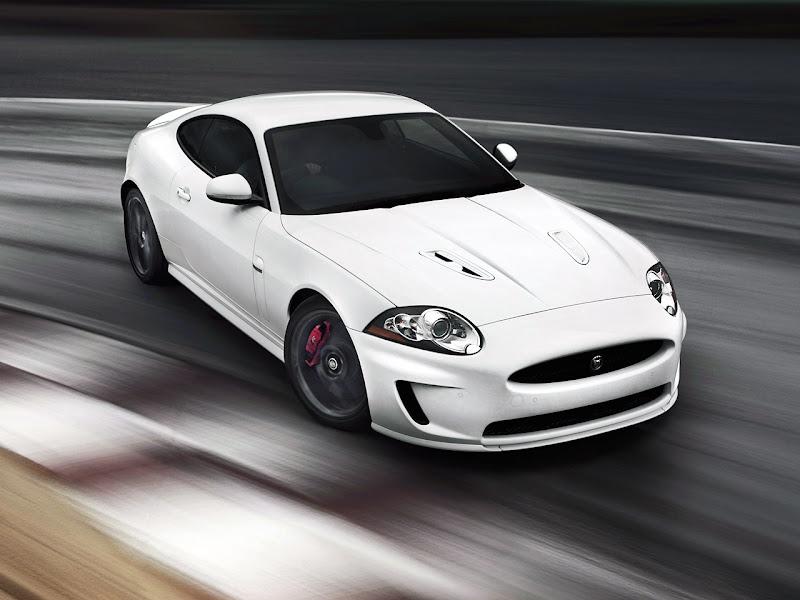 2011 Jaguar XKR V8 Special Edition