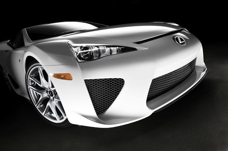 2011 Lexus LFA V10-2 Door Coupe