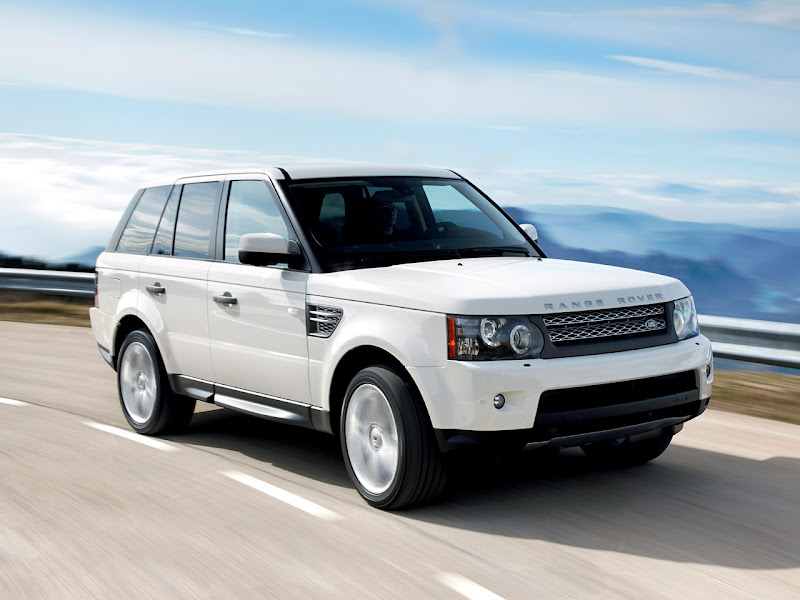 Gambar Land Rover Range Rover Sport Supercharged 2010