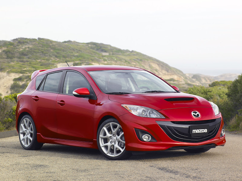 2010 Mazda Mazdaspeed3 Turbocharged