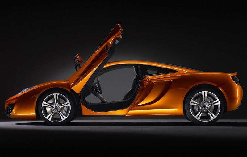 2010 McLaren Twin-Turbo MP4-12C