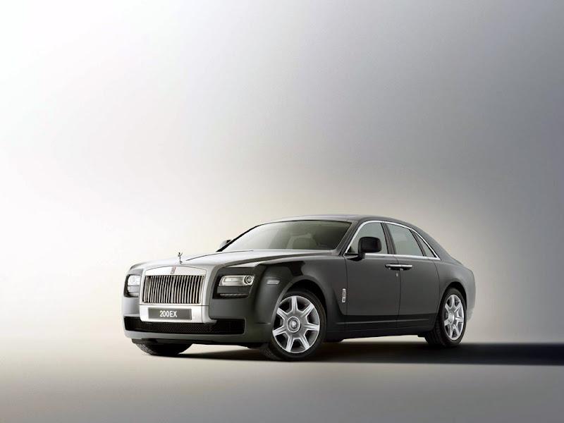 2009 Rolls-Royce auto Concept 200EX