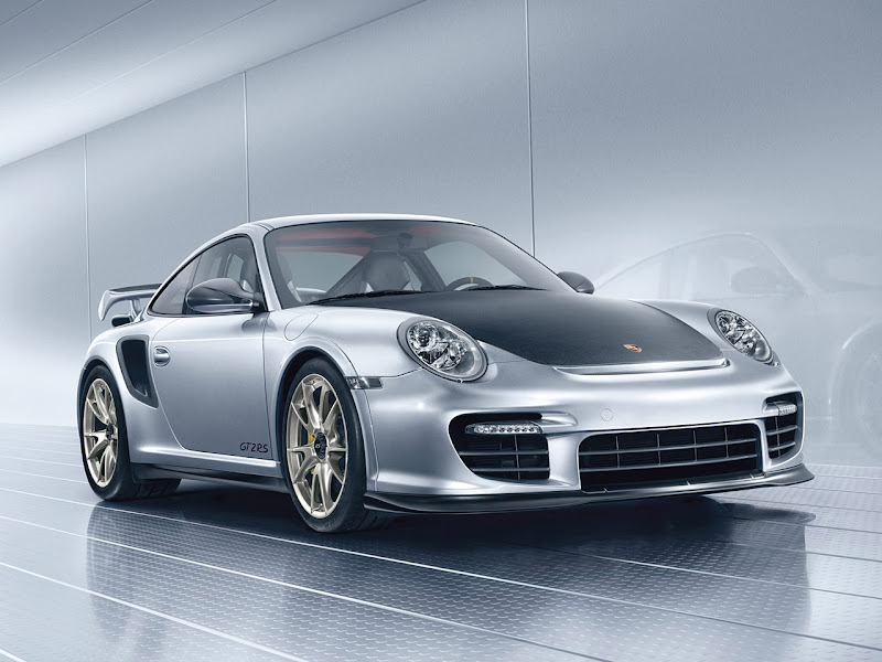 2011 Twin-Turbo Porsche 911 GT2 RS