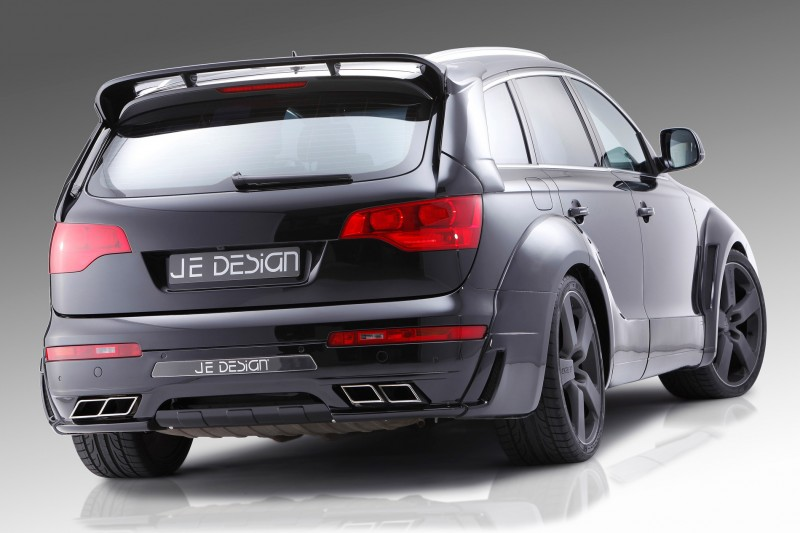 2011 Audi Q7 S-Line Black Editions by JE Design