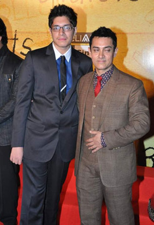 Aamir Khan Son