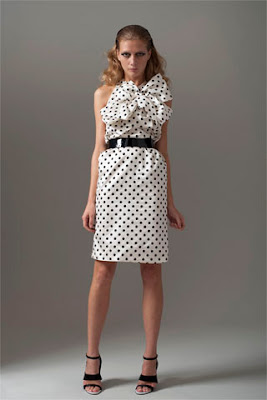 Polka  Dress on Prabal Gurung Polka Dot Dress