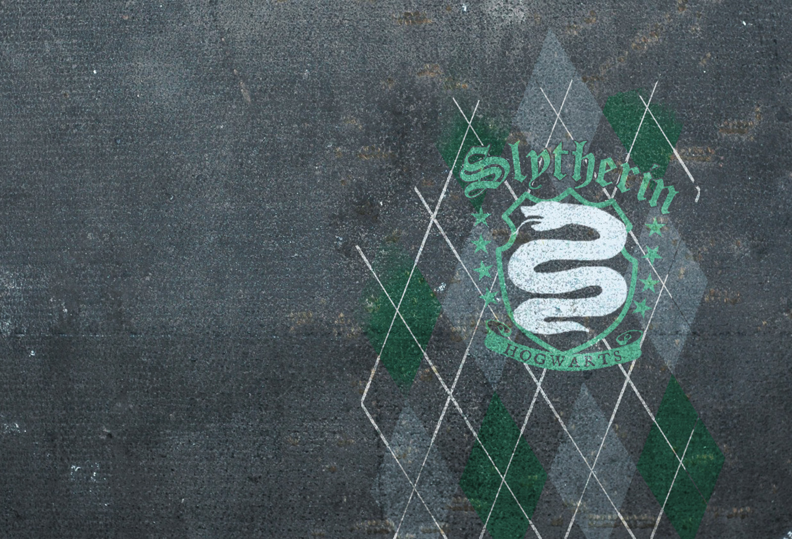 slytherin argyle wallpaper slytherin pinterest