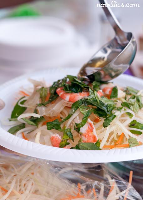 goi vietnamese salad
