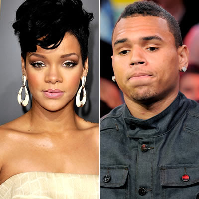 chris brown and rihanna. Both Chris and Rihanna