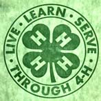 although 4 h is a large organization in jefferson county  indiana with many