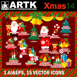 ARTK Design - Xmas 14 - Vector Icons