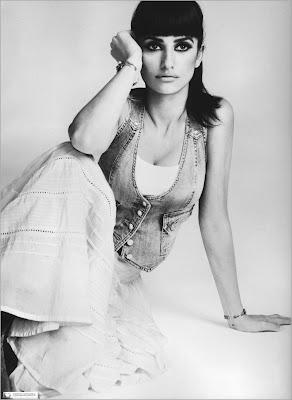Penelope Cruz - Mango Magazine Summer 09