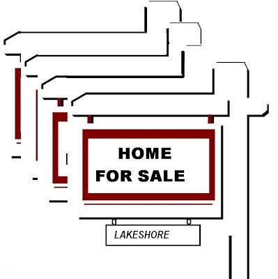 Home for sale signs by Teri Eckholm Realtor