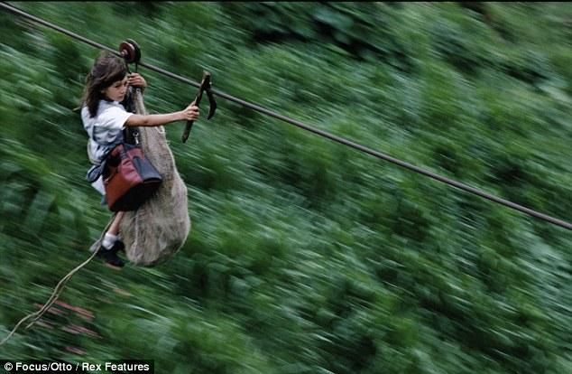 Amazoncom: Girl on a Wire Cirque American eBook: