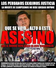 CRECE LA CIFRA DE VICTIMAS DE LA MASACRE EN LA AMAZONIA PERUANA - 7 de Junio de 2009