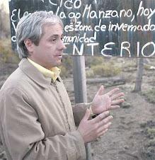 Ese supuesto dirigente, Lorenzo Loncon, es un ciudadano chileno, activista mapuche-18-10-09