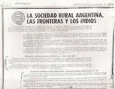 """GBI=TERRORISMO MEDIATICO BINACIONAL-""""A los mapuches los respaldan miembros de las FARC y terrorista"""