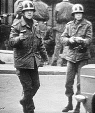 El 29 de junio de 1973, en Santiago de Chile, el camarógrafo argentino Leonardo Henrichsen