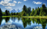 Peisaje superbe de vara