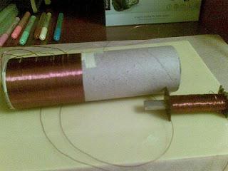 Изготовление катушек своими руками