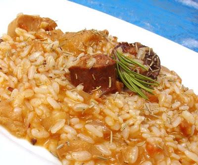 arroz con callos