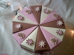 Cake Favour Boxes