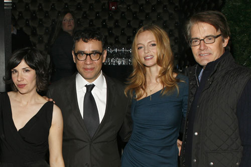 Heather Graham Kyle McClachlan Fred Armison