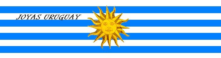 Joyas Uruguay
